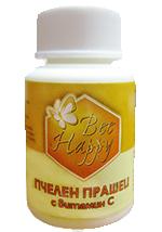 Пчелен прашец с витамин С