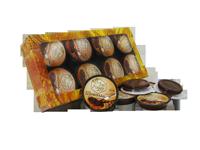 Шоколад в алвеоли 24х12 гр