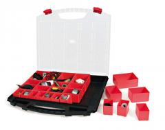 Кутия със сменяеми контейнери