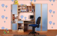 Детска секция Нанси в синьо