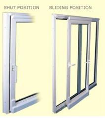 Doors recoiling