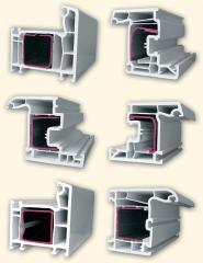 Опорни профили за PVC дограма