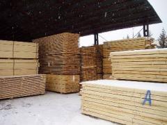 Дървен материал