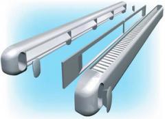 Вентилационен елемент за дограма - комплект