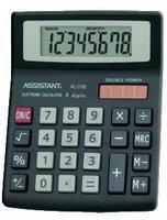 Настолен калкулатор ASSISTANT AC 2100
