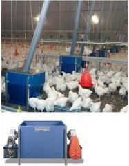 Системи за хранене на птици