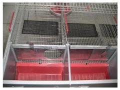 Оборудване за зайцевъдство