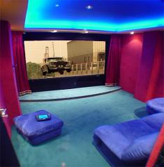 Domestic cinemas
