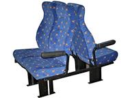 Седалки - микробусни, автобусни и за влакове