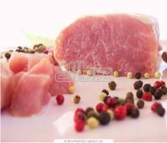 Свинско месо замразено