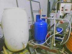 Оборудване за производство на пенобетон