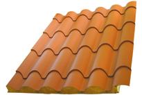 Керемиден покривен панел