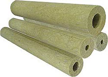Insulation for conditioning pipes