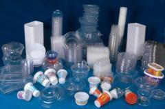 Пластмасови съдове