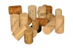 Corks for champagne bottles
