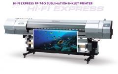 Принтер Roland Hi-FI Express FP-740