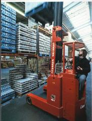 Traction batteries for forklifts