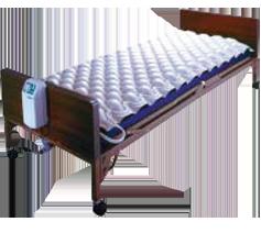 Antidecubital mattresses