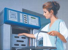 Универсален парен стерилизатор / автоклав / - тип