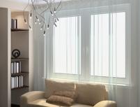 PVC прозорец за жилища с повишена степен на