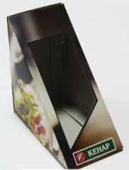 Опаковка за бързо хранене