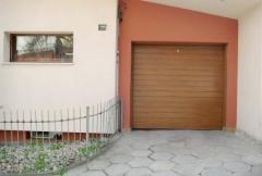 Секционни гаражни врати Модел: iso 45