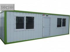 Контейнер 300x800 см