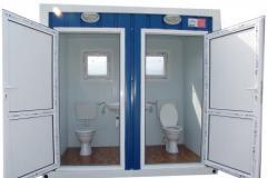 Санитарна кабина 150х250 см