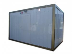 Санитарна кабина 240х400 см