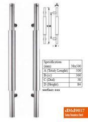 Дръжки за стъклени врати