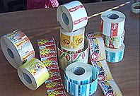 Самозалепващи етикети Rollco