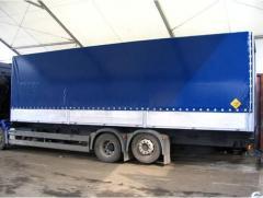 Покривала за камиони №2