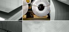 Неръждаема стомана на рулони
