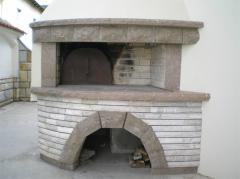 Зидани барбекюта и фурни