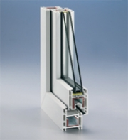 PVC дограма rehau- basic