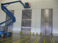 Промишлени PVC врати