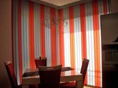 Текстилни вертикални щори