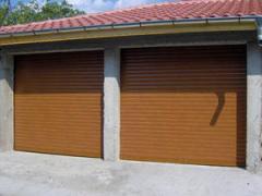 Термоизолирани ролетни врати