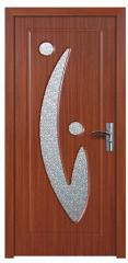 Врата с код 070, цвят Череша