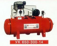 Стационарни компресорни уредби УК 650