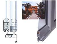 Алуминиев прозорец M900 AERO