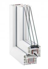 PVC дограма REHAU Euro-Design 86 plus ( 6 камерен