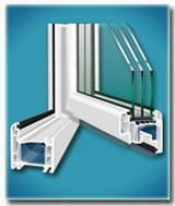 PVC прозоречна система   Profilink Lux