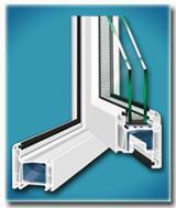 PVC прозоречна система  Profilink Classic