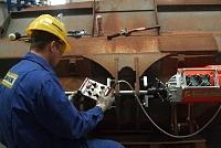 Equipment for rolling stock repair