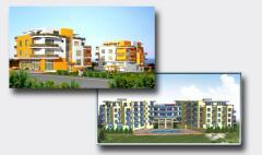 Едностайни апартаменти