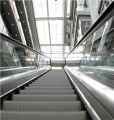 Ескалатори и подвижни пътеки