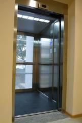 Електрически асансьор MRL