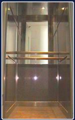 Редуктурни пътническите асансьори