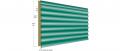 Топлоизолационен панел за стена
